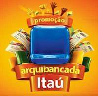itau.com.br/arquibancadaitau, Promoção Arquibancada Itaú