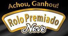 www.marcaneve.com.br/rolopremiado, Promoção Rolo Premiado Neve