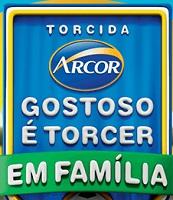 www.promoarcor.com.br, Promoção Torcida Arcor