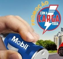 Promoção Com a Carga Toda Mobil Super