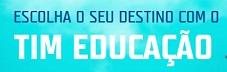 Promoção Tim Educação