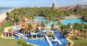Resort Beach Park Fortaleza