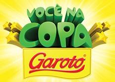 www.vocenacopagaroto.com.br, Promoção Garoto Você na Copa