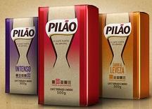 pilao.com.br, Café Pilão Receitas