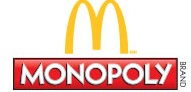 www.joguenomcd.com.br, Promoção Monopoly 2014 McDonalds