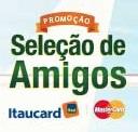 www.naotempreco.com.br/promocaoitaucard, Promoção Seleção de Amigos Itaucard MasterCard