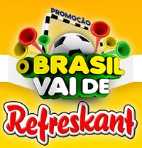 www.obrasilvaiderefreskant.com.br, Promoção O Brasil vai de Refreskant