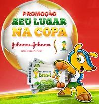 www.seulugarnacopa.com.br, Promoção Seu Lugar na Copa Johnson & Johnson