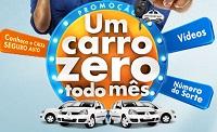 www.caixaseguros.com.br/carrozero, Promoção Caixa Seguros, Um Carro Zero Todo Mês