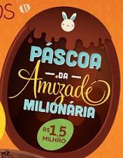 www.pascoamilionaria.com.br, Promoção Páscoa Milionária Cacau Show 2014
