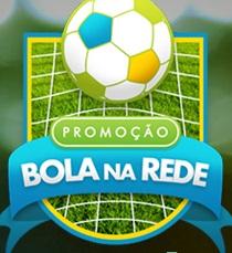 www.promocaobolanarede.com.br, Promoção Bola na Rede