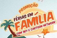 Promoção SKY Pré Pago – Férias em Família