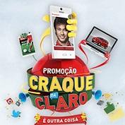 www.claro.com.br/craquedaclaro, Promoção Craque da Claro é Outra Coisa