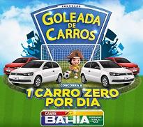 www.casasbahia.com.br/promocaogoleadadecarros, Promoção Goleada de Carros Casas Bahia