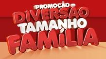 www.ferrero20anos.com.br, Promoção Diversão Tamanho Família