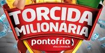 www.pontofrio.com.br/promocaotorcidamilionaria, Promoção Torcida Milionária Ponto Frio