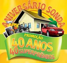 www.sonda.com.br/aniversario40anos, Promoção Aniversário 40 Anos Sonda