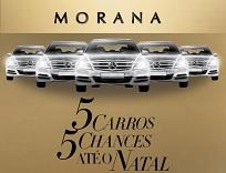 Promocao Morana 5 Carros 5 Chances