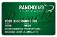 Rancho Card Saldo, Rede Credenciada