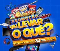 www.vailevaroque.com.br, Promoção Vai Levar o Quê? São Braz