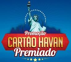 Promoção Cartão Havan Premiado
