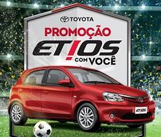 www.etioscomvoce.com.br, Promoção Etios Com Você