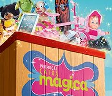 www.extra.com.br/caixamagica, Promoção Caixa Mágica Extra