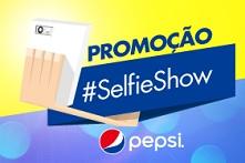 Promoção Selfie Show Pepsi