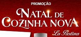www.cozinhanovalapastina.com.br, Promoção Natal de Cozinha Nova La Pastina