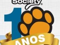 www.petsociety.com.br/10anos, Promoção Pet Society 10 Anos