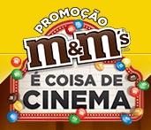 www.promocaomms.com.br, Promoção É coisa de Cinema M&Ms
