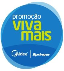 www.vivamaiscommideaspringer.com.br, Promoção Midea Springer Viva Mais