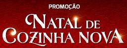 www.cozinhanovalapastina.com.br, Promoção La Pastina Natal de Cozinha Nova