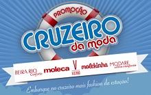 www.cruzeirodamoda.com.br, Promoção Cruzeiro da Moda Beira Rio