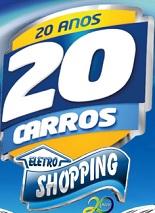 www.grandepremioeletroshopping.com.br, Promoção 20 anos 20 carros EletroShopping