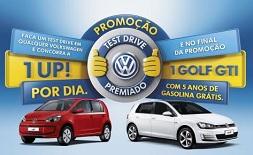 www.promocaotestdrivepremiado.com.br, Promoção Test Drive Premiado Volkswagen