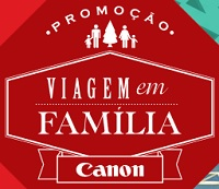 www.viagememfamiliacanon.com.br, Promoção Canon  Viagem em Família