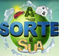 www.asorteesua.com.br, Promoção A Sorte é Sua