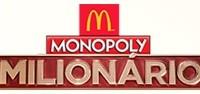 www.mcdonalds.com.br, Promoção McDonald's Monopoly Milionário