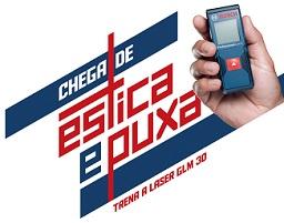 www.trenalaserbosch.com.br, Trena a Laser GLM30 Bosch
