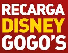 claro.com.br/gogos, Promoção Recarga Disney Gogo's