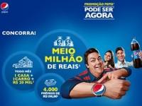 www.pepsi.com.br/podeseragora, Promoção Pepsi Pode Ser Agora