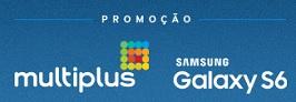 www.samsung.com.br/galaxys6multiplus, Promoção Multiplus Samsung Galaxy S6