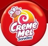 www.crememel.com.br, Site Creme Mel Sorvetes
