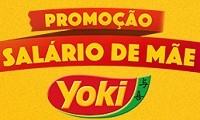 www.yoki.com.br/salariodemae, Promoção Yoki 2015 - Salário de Mãe