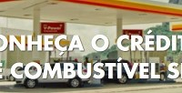 www.creditodecombustivel.com.br, Crédito de Combustível Shell