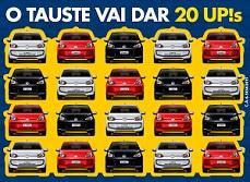 www.tauste.com.br/campanha, Promoção Tauste Supermercados 20 carros