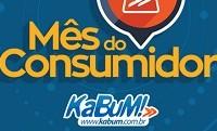 www.kabum.com.br/mesdoconsumidor, Promoção Mês do Consumidor Kabum